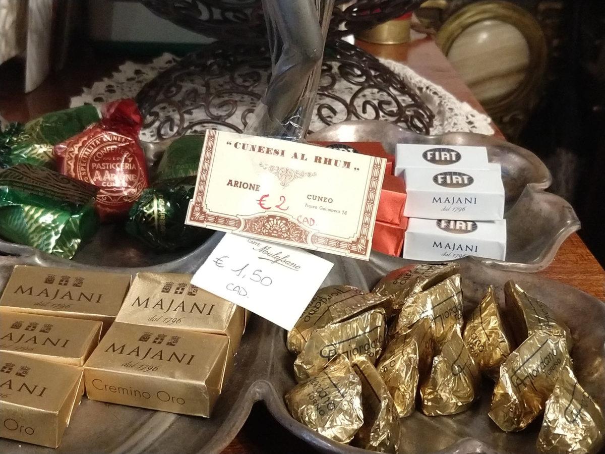 cioccolatini Torino