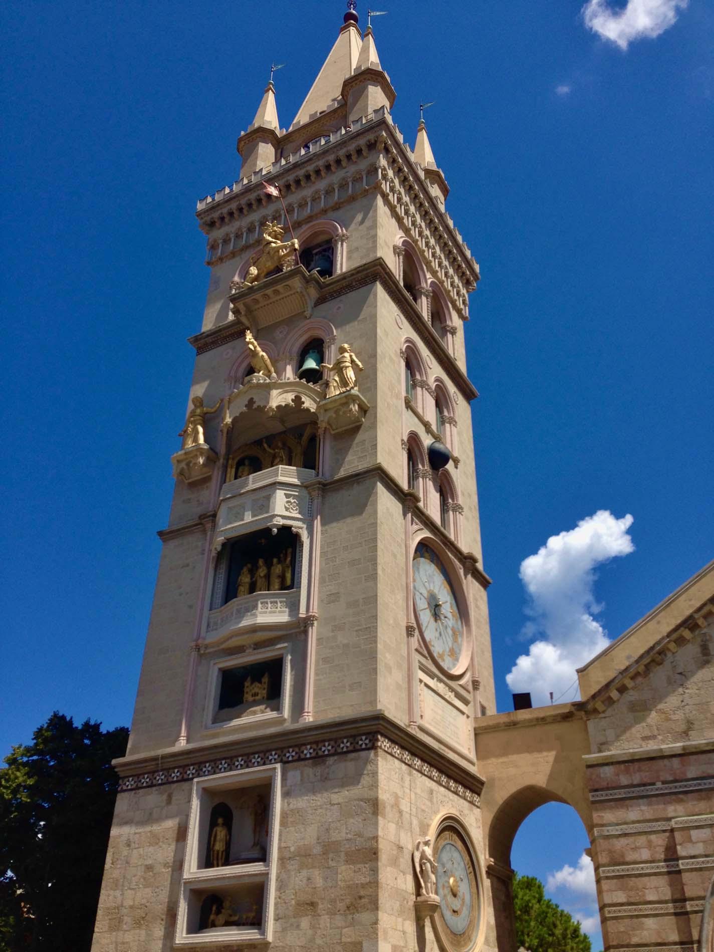 Messina campanile