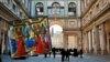 """La pala dei """"pentimenti"""" di Sandro Botticelli"""