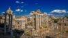 La Valle del Foro e il fuoco sacro a Roma