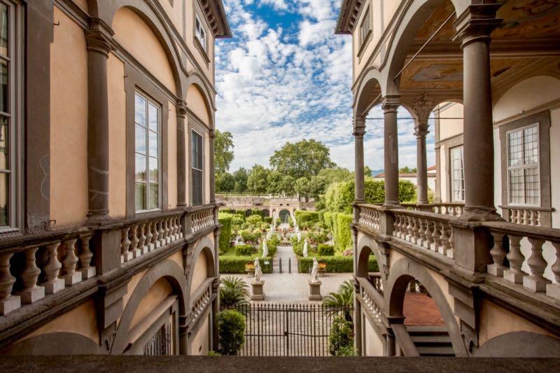 Palazzo Pfanner - Credits Corilla srl