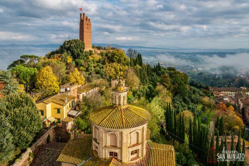 torre San Miniato italyproguide