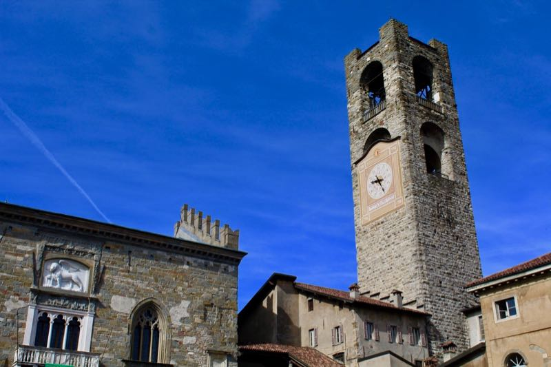 Bergamo vecchia italyproguide
