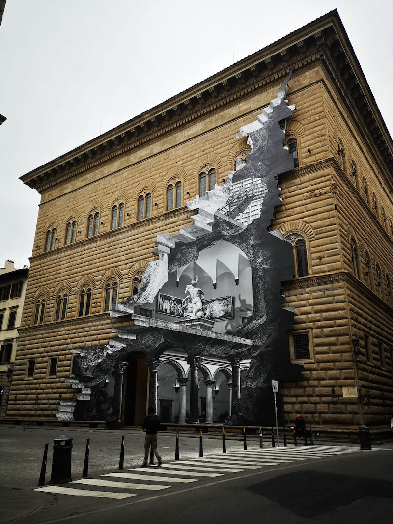 Firenze la ferita