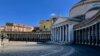Piazza del Plebiscito e lo stupore negli occhi