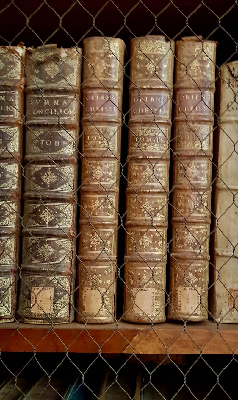 biblioteca teresiana Mantova